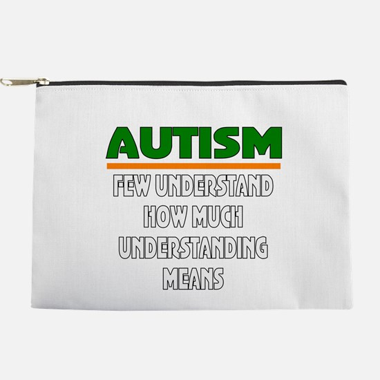 Autism support Makeup Pouch