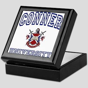 CONNER University Keepsake Box