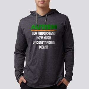 Autism advocacy Long Sleeve T-Shirt