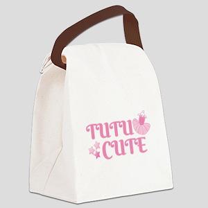 Ballet | Tutu Cute | Too Cute Canvas Lunch Bag