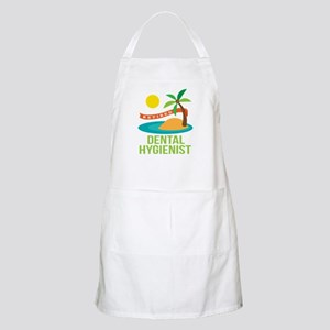 Retired Dental Hygienist Apron