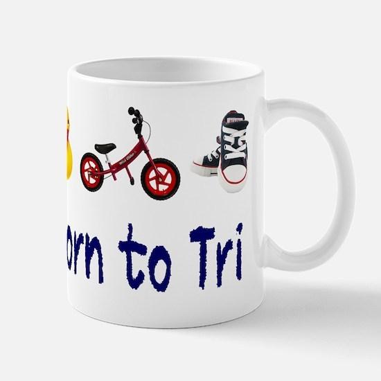 Born_to_Tri Mug