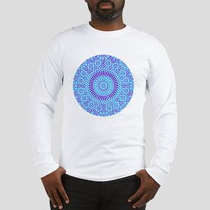 spiritual meditation mandala ( Long Sleeve T-Shirt