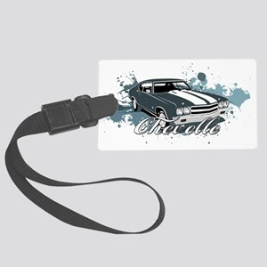 Chevelle Large Luggage Tag