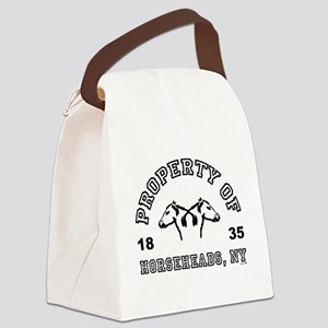HORSEHEADS, NY Canvas Lunch Bag