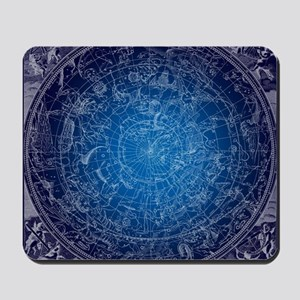 Celestial Wall Map Mousepad
