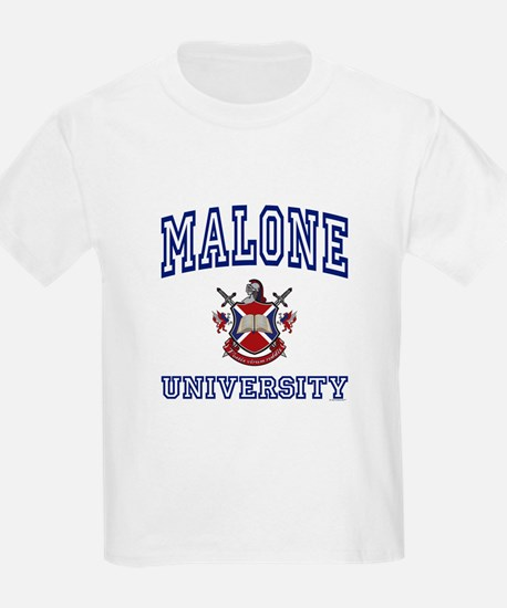 MALONE University Kids T-Shirt