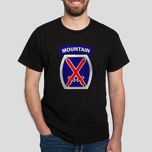 SSI - 10th Mountain Division Dark T-Shirt