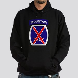 SSI - 10th Mountain Division Hoodie (dark)