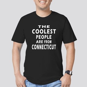 The Coolest People Are From Connecticut Men's Fitt