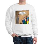 Sermon Tweeting Sweatshirt