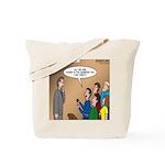 Sermon Tweeting Tote Bag