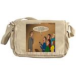 Sermon Tweeting Messenger Bag
