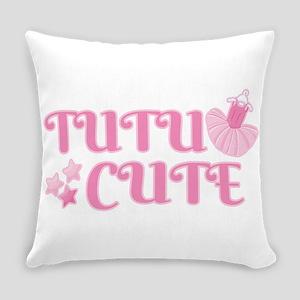 Ballet | Tutu Cute | Too Cute Everyday Pillow