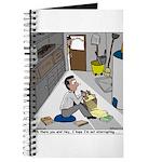 Minister in Hiding Journal