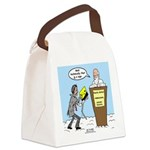 Sign from Heaven Canvas Lunch Bag