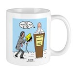 Sign from Heaven Mug