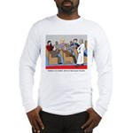 Passing the Plate Long Sleeve T-Shirt