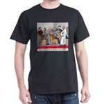Passing the Plate Dark T-Shirt