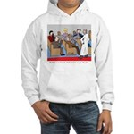 Passing the Plate Hooded Sweatshirt