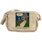 Tough Pastoral Visits Messenger Bag
