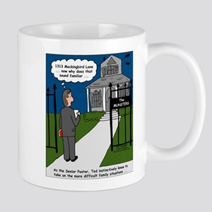 Tough Pastoral Visits Mug