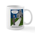 Tough Pastoral Visits Mug