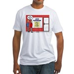 Hardware Prayer Group Fitted T-Shirt