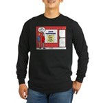 Hardware Prayer Group Long Sleeve Dark T-Shirt