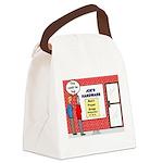 Hardware Prayer Group Canvas Lunch Bag