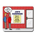 Hardware Prayer Group Mousepad