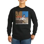 Great Commission Long Sleeve Dark T-Shirt