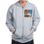 Great Commission Zip Hoodie