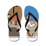 Great Commission Flip Flops