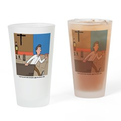 Great Commission Drinking Glass