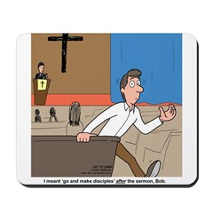 Great Commission Mousepad