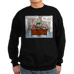 New Pastor Adjustment Sweatshirt (dark)