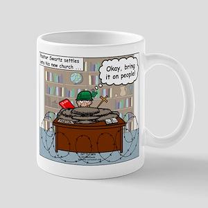 New Pastor Adjustment Mug