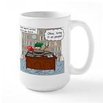 New Pastor Adjustment Large Mug