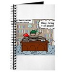 New Pastor Adjustment Journal