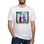 Seminary Faith Fitted T-Shirt