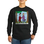 Seminary Faith Long Sleeve Dark T-Shirt