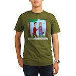 Seminary Faith Organic Men's T-Shirt (dark)