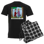 Seminary Faith Men's Dark Pajamas