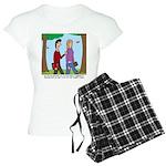 Seminary Faith Women's Light Pajamas