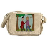Seminary Faith Messenger Bag