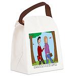 Seminary Faith Canvas Lunch Bag