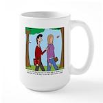 Seminary Faith Large Mug
