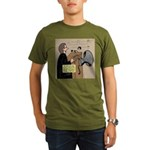 Sounding Off Organic Men's T-Shirt (dark)