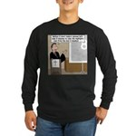 Highlights Reel Long Sleeve Dark T-Shirt